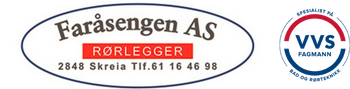 Logo, Faråsengen AS